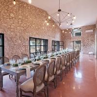 sala interior para grupos reducidos